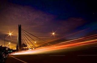 foto jembatan pasupati bandung