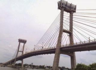 foto jembatan siak
