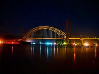 gambar jembatan mahakam ulu