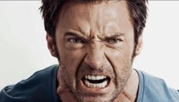 gambar orang marah